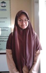 Siti Mawaddah Sang Juara Matematika