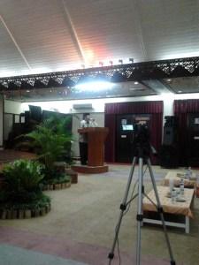 Ketua Badan Dayah Provinsi Aceh Drsm Muh. Natsir menutup acara Risalah Andalusia 2015